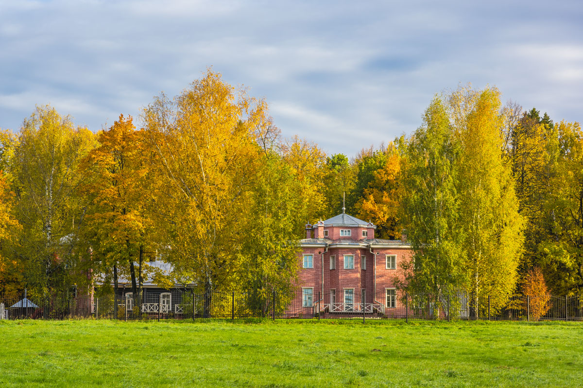 Осень - Евгений Боратынский